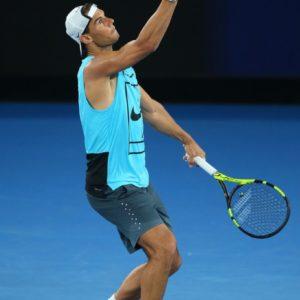 Rafael Nadal naked tennis