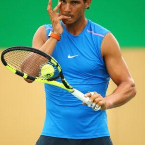 Rafael Nadal sexy selfie tennis