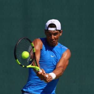 Rafael Nadal uncensored nude pic tennis