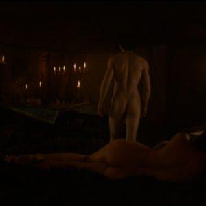 Richard Madden dick slip nude