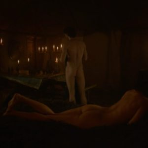 Richard Madden ripped muscles nude