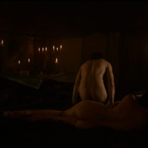 Richard Madden shirtless picture nude