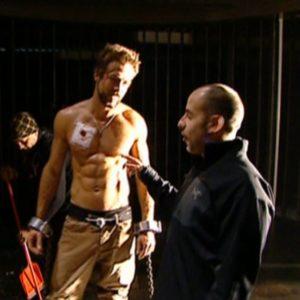 Ryan Reynolds beautiful body shirtless