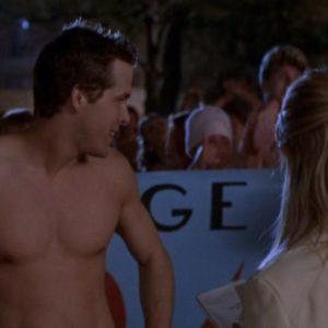 Ryan Reynolds butt shirtless
