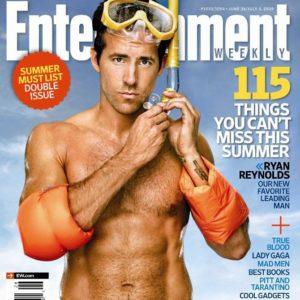 Ryan Reynolds cock pic shirtless