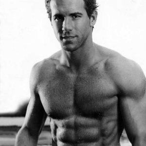 Ryan Reynolds fappening shirtless