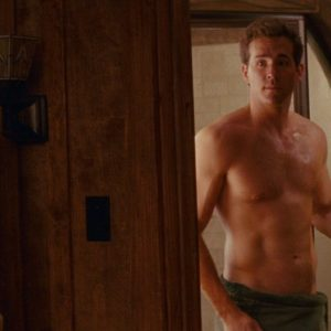 Ryan Reynolds gay shirtless