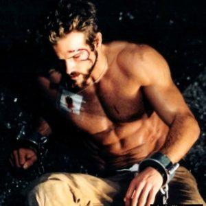 Ryan Reynolds hard dick shirtless