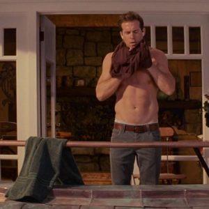 Ryan Reynolds hot shirtless