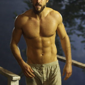 Ryan Reynolds leak shirtless