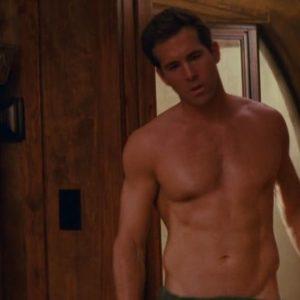 Ryan Reynolds leaked nude shirtless