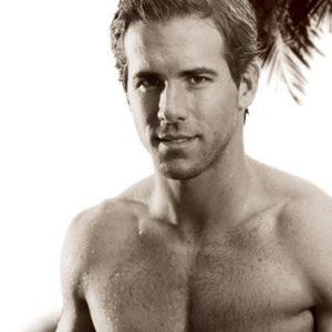 Ryan Reynolds naked shirtless