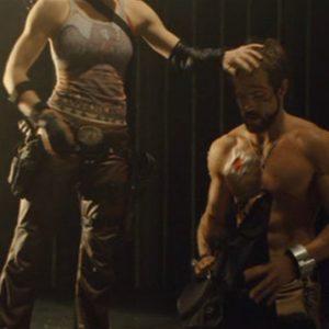 Ryan Reynolds nice muscles shirtless