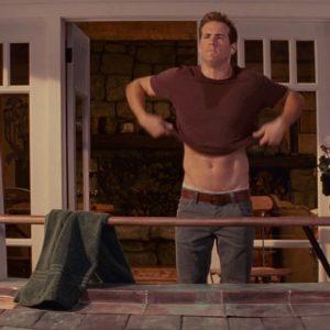 Ryan Reynolds nude shirtless