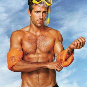 Ryan Reynolds penis shirtless