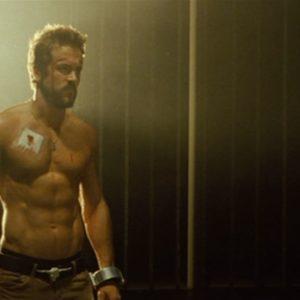 Ryan Reynolds photo shoot shirtless
