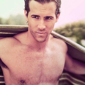 Ryan Reynolds sexy shirtless photo shirtless