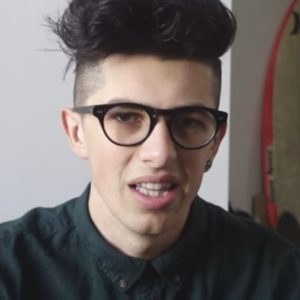 Sam Pepper dick slip sexy pics