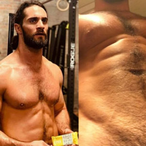Seth Rollins gay nude