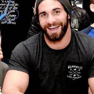 Seth Rollins hunk sexy