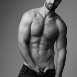 Simon Dunn bulge nude