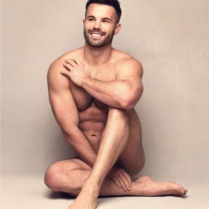 Simon Dunn dick slip nude