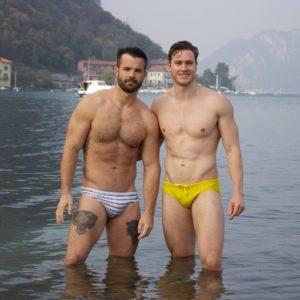 Simon Dunn naked body nude