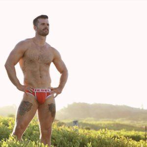 Simon Dunn penis nude
