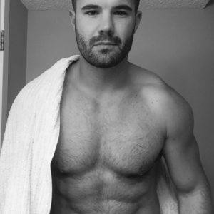Simon Dunn photo shoot sexy selfies