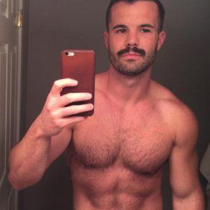 Simon Dunn sex sexy selfies