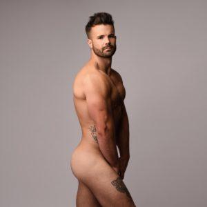Simon Dunn sexy nude nude