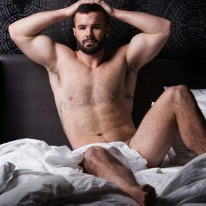 Simon Dunn sexy shirtless photo nude
