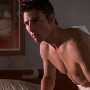Tom Cruise full frontal nude