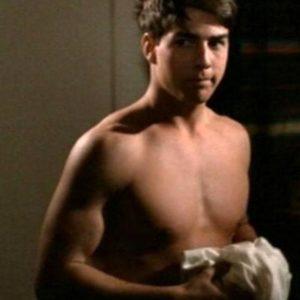 Tom Cruise hard nude