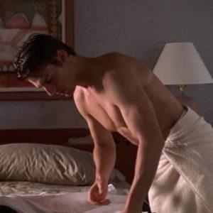 Tom Cruise jerk off nude