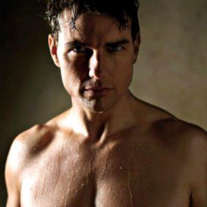 Tom Cruise naked body nude