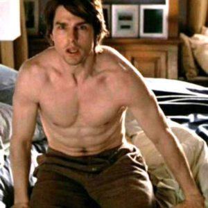Tom Cruise naked nude