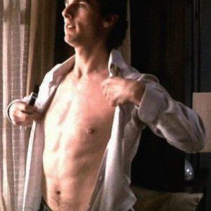 Tom Cruise porn nude