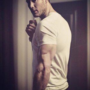 Tom Hopper beautiful body sexy