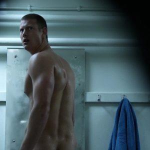 Tom Hopper bum nude
