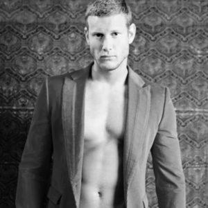 Tom Hopper chest sexy