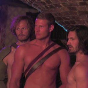 Tom Hopper leaked naked nude