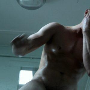 Tom Hopper naked body nude