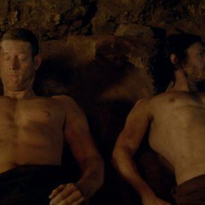 Tom Hopper naked nude