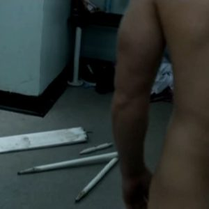 Tom Hopper photo shoot nude