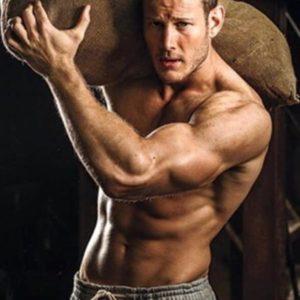 Tom Hopper underwear sexy