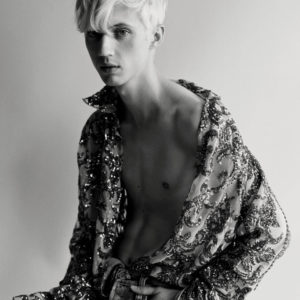Troye Sivan masturbating sexy