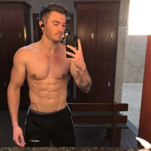Vince Sant leak shirtless