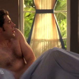 Zachary Levi beautiful body nude