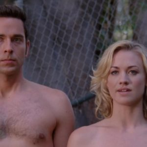 Zachary Levi butt nude